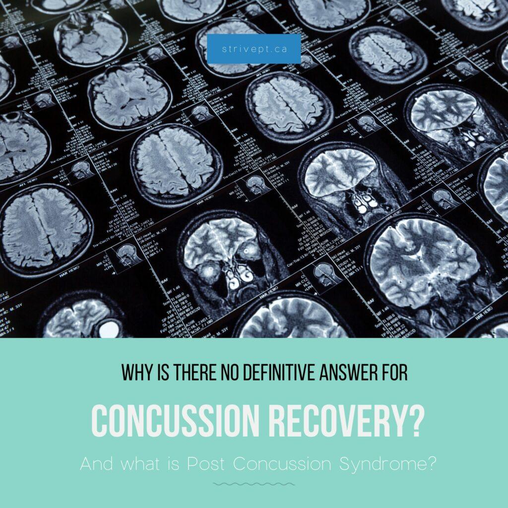 PCS, post concussion syndrome, post concussive, concussion, brain injury, TBI