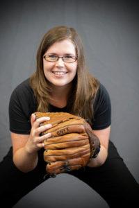 Amanda baseball