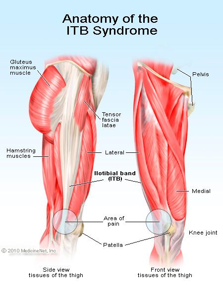 IT band syndrome anatomy