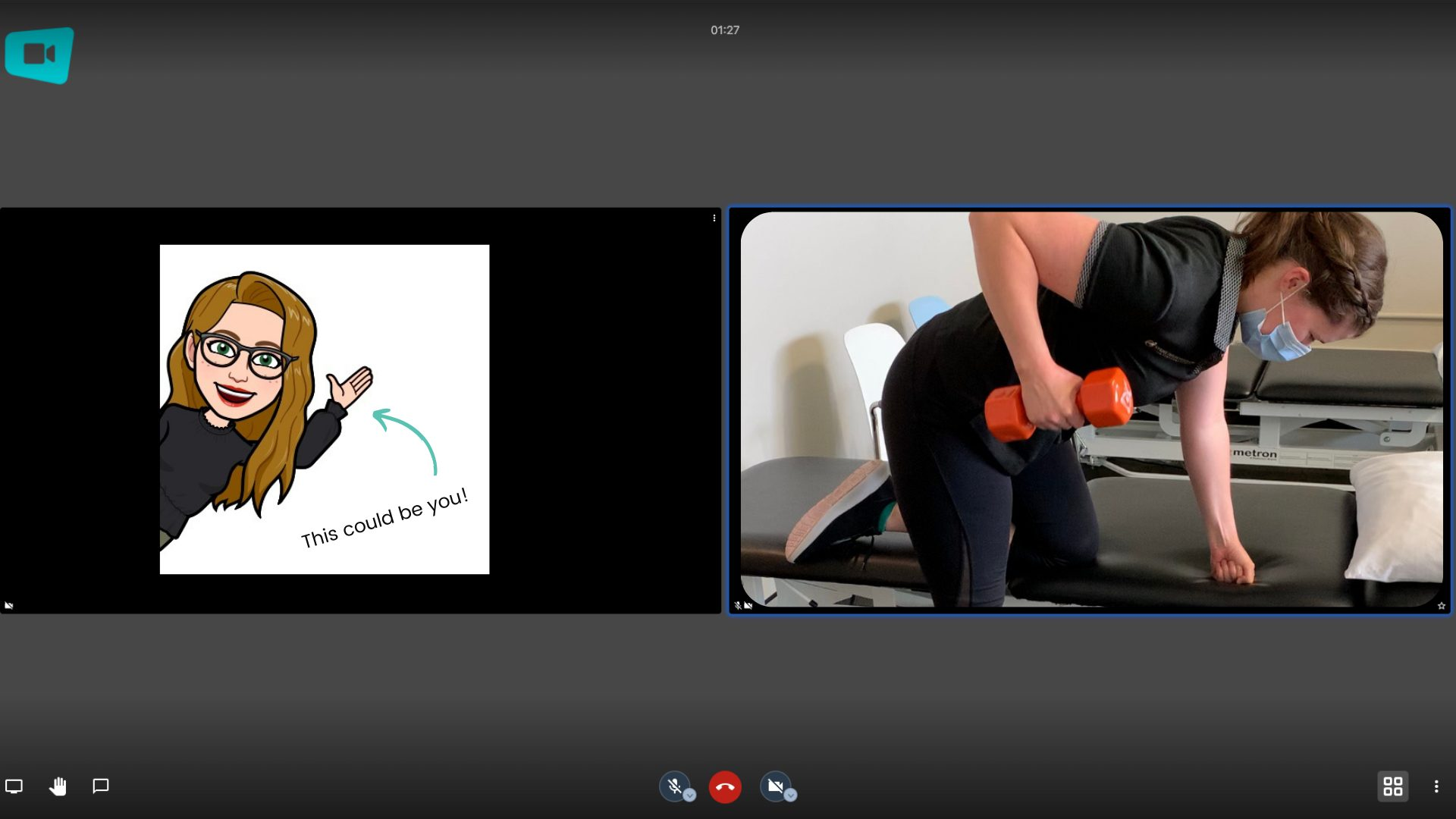 virtual physiotherapy